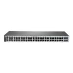 Hewlett Packard Enterprise 1820-48G Managed L2 Gigabit Ethernet (10/100/1000) Gray 1U