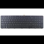 HP 827029-B31 Keyboard notebook spare part