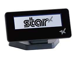 Star Micronics SCD222U 20 digits USB 2.0 Black