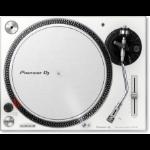 Pioneer PLX-500 Direct drive DJ turntable White