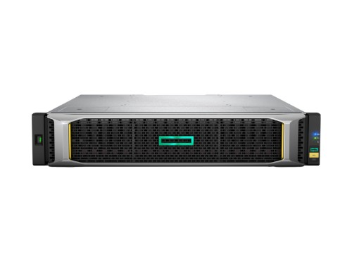 Hewlett Packard Enterprise MSA 2052 SAS Dual Controller SFF disk array 1.6 TB Rack (2U)