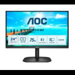 "AOC Basic-line 24B2XHM2 computer monitor 60.5 cm (23.8"") 1920 x 1080 pixels Full HD LCD Black"