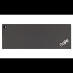 PSA Parts DOC0213A notebook dock/port replicator Wired Thunderbolt 3 Black