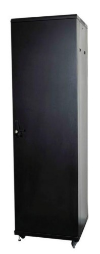 Lanview LVR243020 rack cabinet 42U Freestanding rack Black