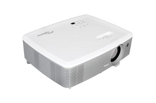 Optoma X400 data projector 4000 ANSI lumens DLP XGA (1024x768) 3D Desktop projector Grey,White
