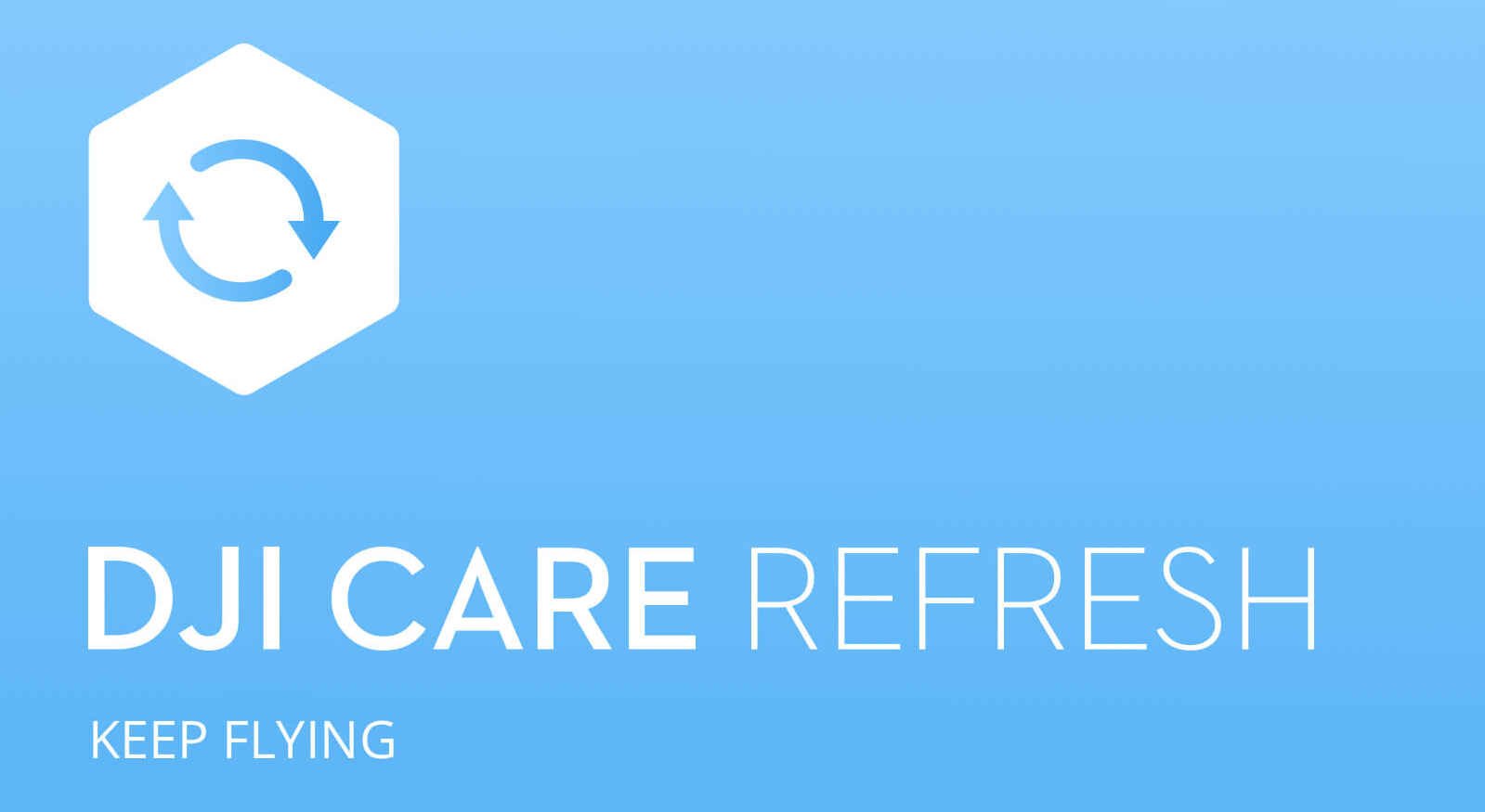 DJI Card Care Refresh (Mavic Mini) 1 licentie(s) 1 jaar