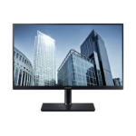 "Samsung S24H850QFU computer monitor 60.5 cm (23.8"") Wide Quad HD LED Flat Black"