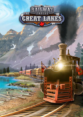 Nexway Railway Empire: The Great Lakes (DLC) Video game downloadable content (DLC) PC Español