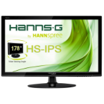 "Hannspree Hanns.G HS 245 HPB 23.8"" Full HD HS-IPS Matt Black computer monitor"