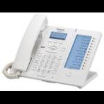 Panasonic KX-HDV230NE Wired handset 6lines LCD White IP phone