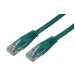MCL FCC5EM-3M/V cable de red Verde