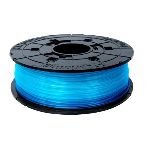 XYZprinting RFPLAXEU05F Polylactic acid (PLA) Blue,Transparent 600g