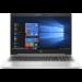 """HP ProBook 450 G6 Silver Notebook 39.6 cm (15.6"""") 1920 x 1080 pixels 8th gen Intel® Core™ i7 8 GB DDR4-SDRAM 256 GB SSD NVIDIA® GeForce® MX130 Wi-Fi 5 (802.11ac) Windows 10 Pro"""
