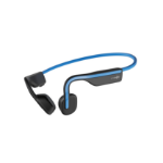 Aftershokz OpenMove Headset Ear-hook, Neck-band USB Type-C Bluetooth Blue, Grey AS660EB