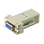Aten SA0146 RJ-45 DB9 Blue,White cable interface/gender adapter