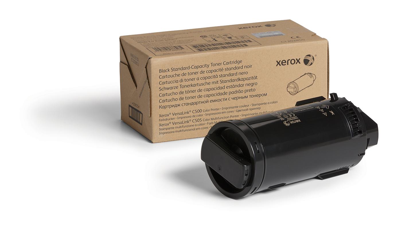 Xerox VersaLink C50X Cartucho de tóner negro de capacidad estándar (5000 páginas)