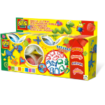 SES Creative Dough mania 8x90gr with cutters