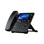 Digium D62 Wired handset 2lines LCD Black IP phone