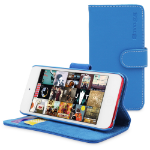 TheSnugg B00PY02F2C Wallet case Blue MP3/MP4 player case