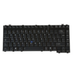 Toshiba P000527240 Keyboard notebook spare part