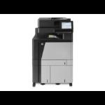 HP LaserJet Managed Flow MFP M880zm+ Laser A3 Black,Grey