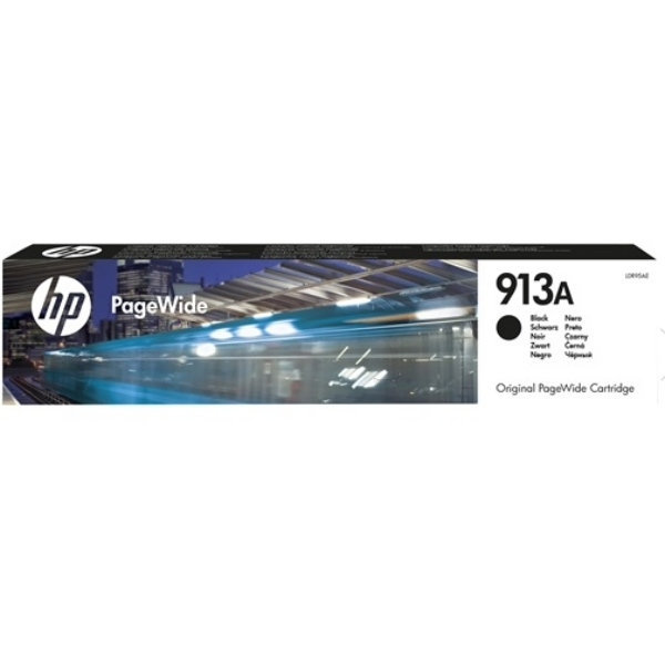 HP F6T77AE (913A) Ink cartridge cyan, 3K pages, 37ml