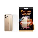 "PanzerGlass 0210 mobile phone case 16.5 cm (6.5"") Cover Transparent"