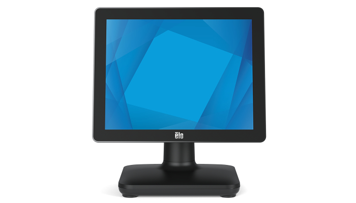"""Elo Touch Solution 17-inch (5:4) EloPOS All-in-One 3.1 GHz i3-8100T 43.2 cm (17"""") 1280 x 1024 pixels Touchscreen Black"""