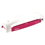 Fellowes Lunar+ A3 Hot laminator 300 mm/min Pink,White