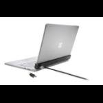 Kensington Locking Bracket For Surface Book (2015) & Surface Book 2 with MicroSaver 2.0 Keyed Lock