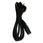 DELL 450-ADXH 1.8m C15 coupler C15 coupler Black power cable
