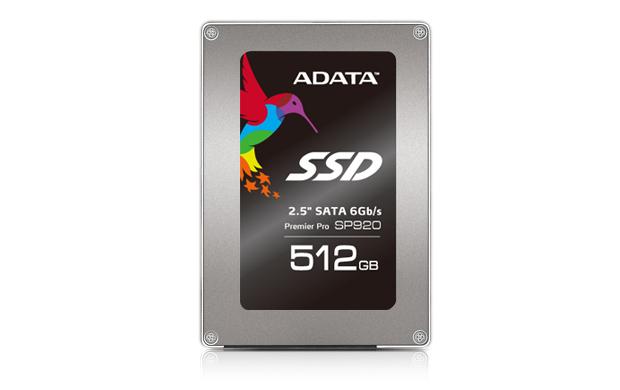 ADATA ASP900S3-512GM-C 512GB solid state drive