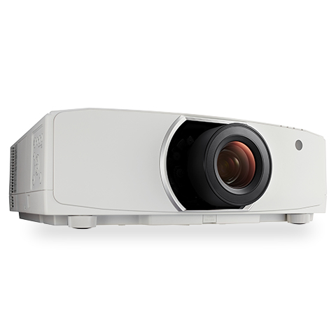 NEC PA903X data projector 9000 ANSI lumens LCD DCI 4K (4096 x 2160) Desktop projector White