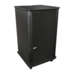Middle Atlantic Products RFR-2428BR rack cabinet 24U Freestanding rack Black