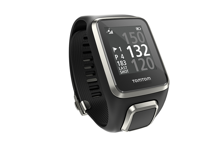 TomTom Golfer 2 GPS Watch - Black - Large
