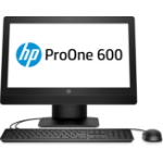 "HP ProOne 600 G3 54.6 cm (21.5"") 1920 x 1080 pixels 3.4 GHz 7th gen Intel® Core™ i5 i5-7500 Black All-in-One PC"