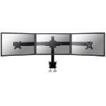 Newstar FPMA-D700D3 Flat panel Tischhalter 68,6 cm (27 Zoll) Schwarz