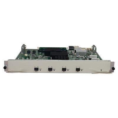 Hewlett Packard Enterprise HSR6800 4-port 10GbE SFP+ Service Aggregation Platform (SAP) Router Module 10 Gigabit network switch module