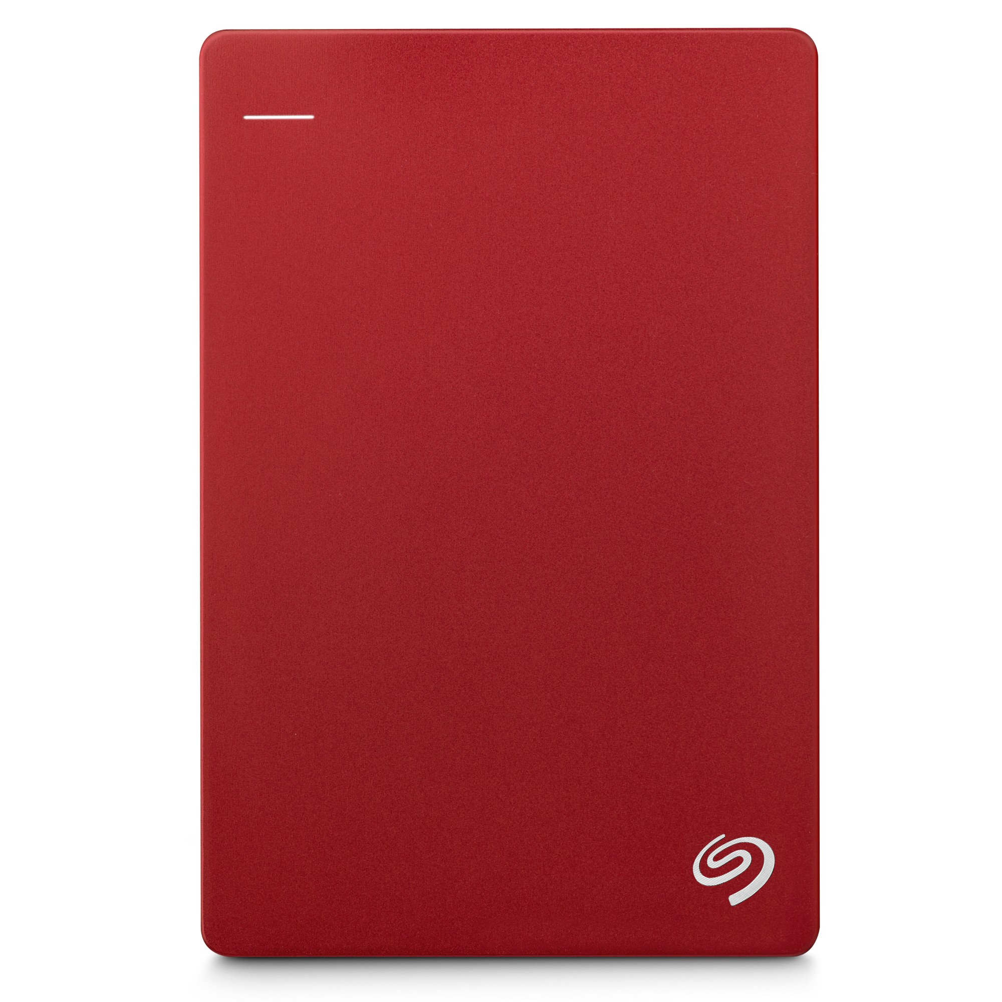 Seagate Backup Plus Slim 1000GB Red external hard drive