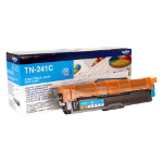 Brother TN-241C Toner cyan, 1.4K pages