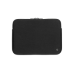 "eSTUFF Sleeve for 15"" PC/Macbook notebook case Sleeve case Black"
