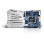 Gigabyte MB10-DS4 (rev. 1.3) BGA 1667 Mini-ITX server/workstation motherboard