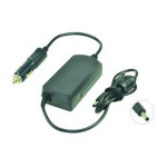 2-Power DC Car Adapter 19.5V 2.31A 45W