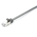 V7 CAT6 Ethernet Shielded STP 03M Gray