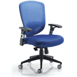 Arista FF LEXI ARISTA MESH HB TASK CHAIR BLUE