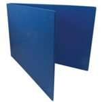 Esselte Standard 4-Ring Binders ring binder A3 Blue