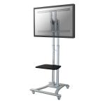 Newstar PLASMA-M1800E Flat panel Bodenhalter Portable flat panel floor stand Silber 177,8 cm (70 Zoll)