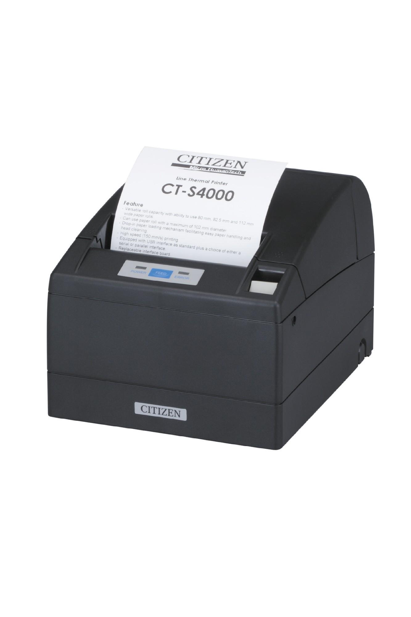 Citizen CT-S4000 Térmico Impresora de recibos 203 x 203 DPI Alámbrico