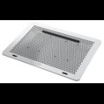 "Cooler Master MasterNotepal 17"" Black,Silver notebook cooling pad"