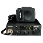 Uniden PRO510XL 40channels two-way radio